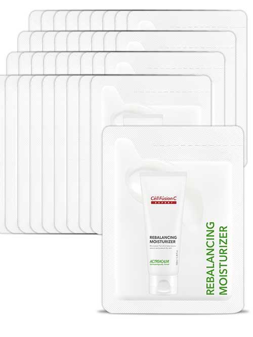 Rebalancing Moisturizer  Sample Pouch