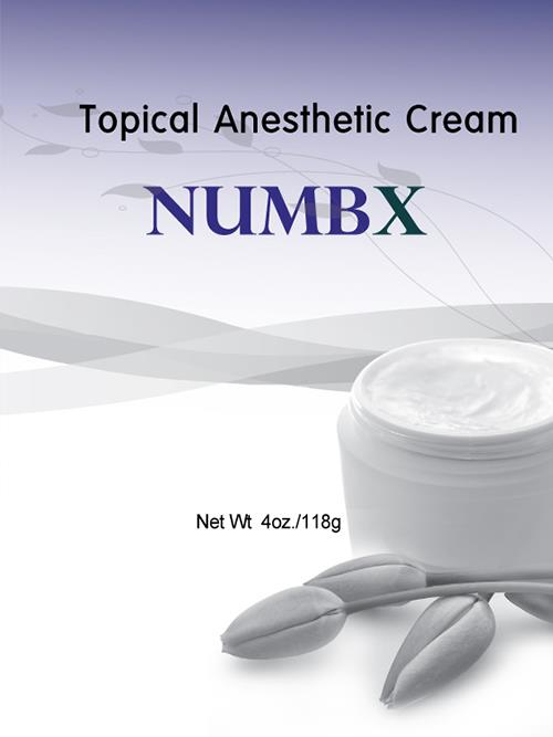 NUMBX 4oz / 16oz