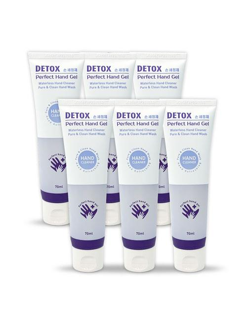DETOX_Perfect Hand Gel 6ea ($1.95 / each)