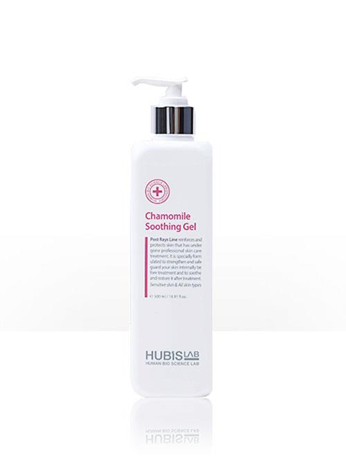 Camomile Soothing Gel 500ml