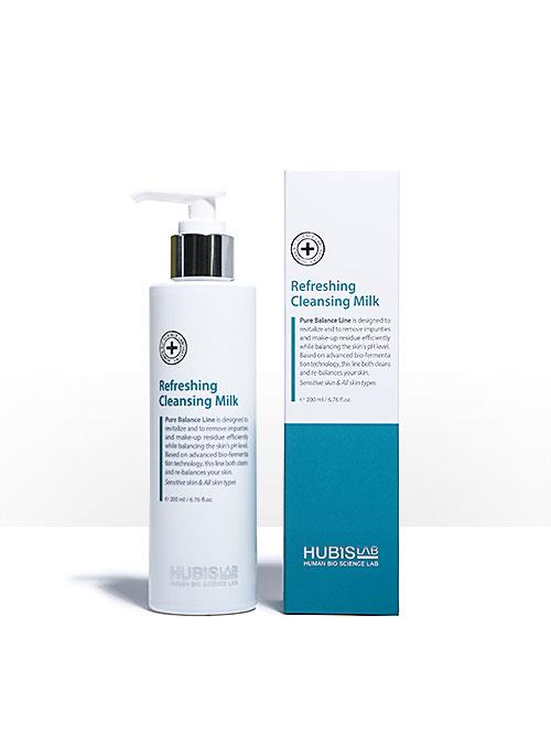 Refreshing Cleansing Milk 200ml
