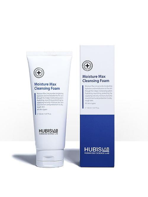 Moisture Max Cleansing Foam
