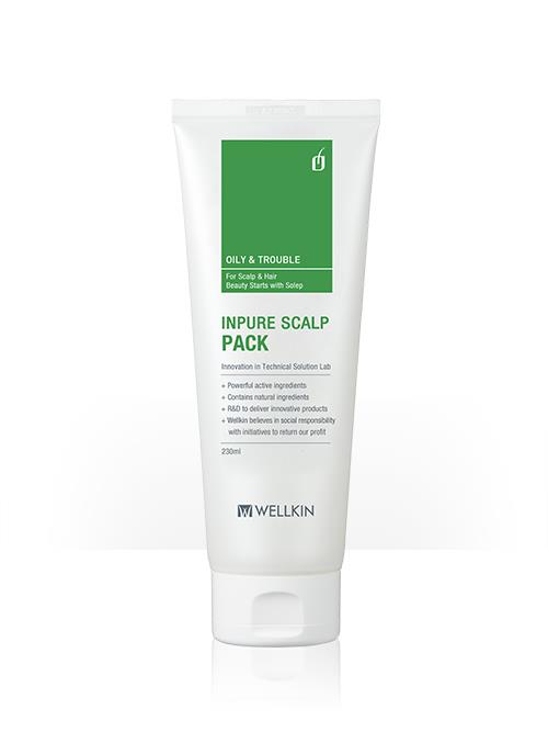 Inpure Scalp Pack